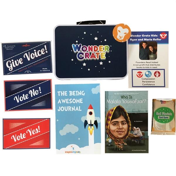 Using Your Voice: Malala Yousafzai and You!
