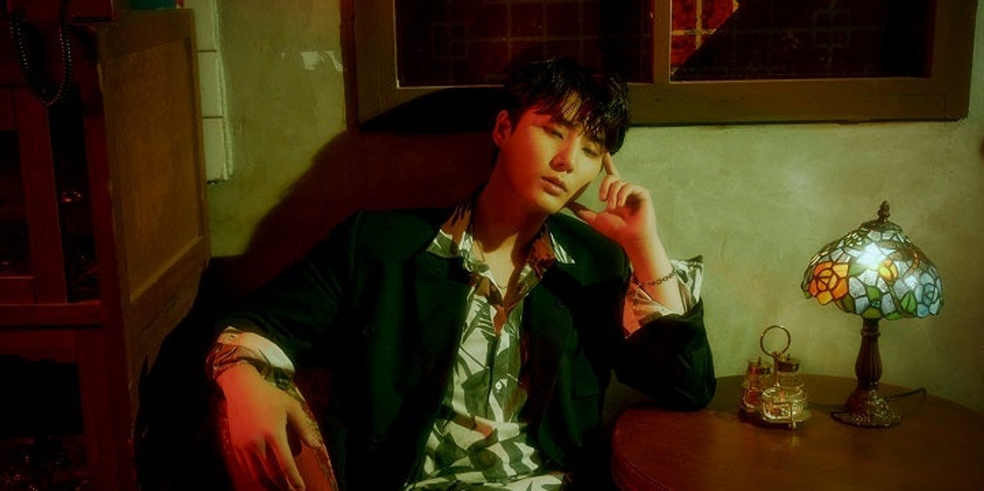 DAY6's Young K to make highly anticipated solo debut with mini-album, 'Eternal'
