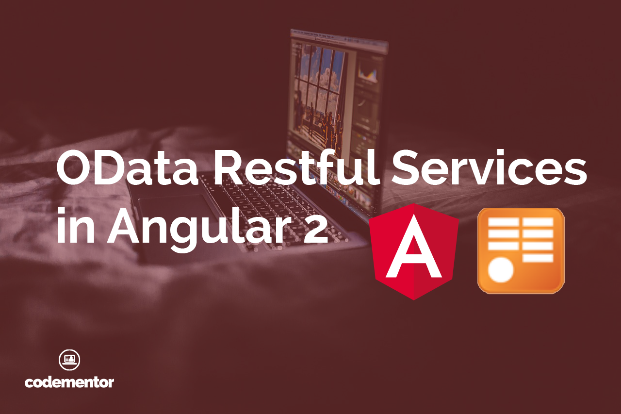 Consume OData Restful Services in Angular 2