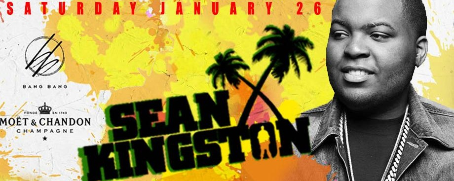 Bang Bang x Moët Chandon: Sean Kingston Showcase