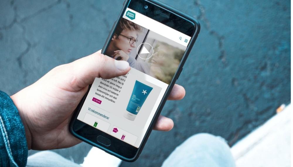 Apoteksgruppen väljer Knowit Experience som ny  e-handelspartner