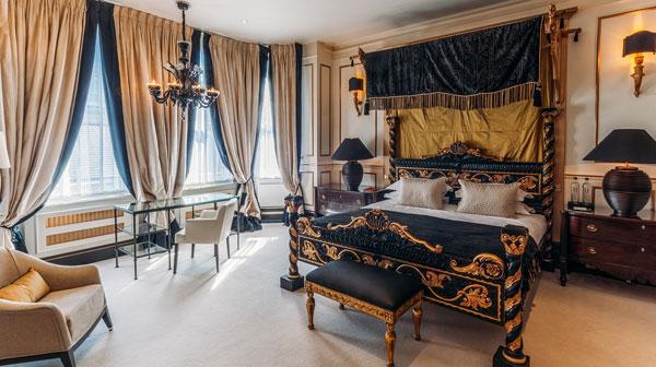 11 Cadogan Gardens, Sloane Suite
