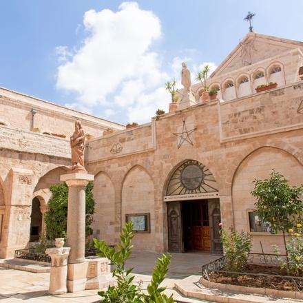 Christian Holy Land Israel and Jordan Pilgrimage Tour