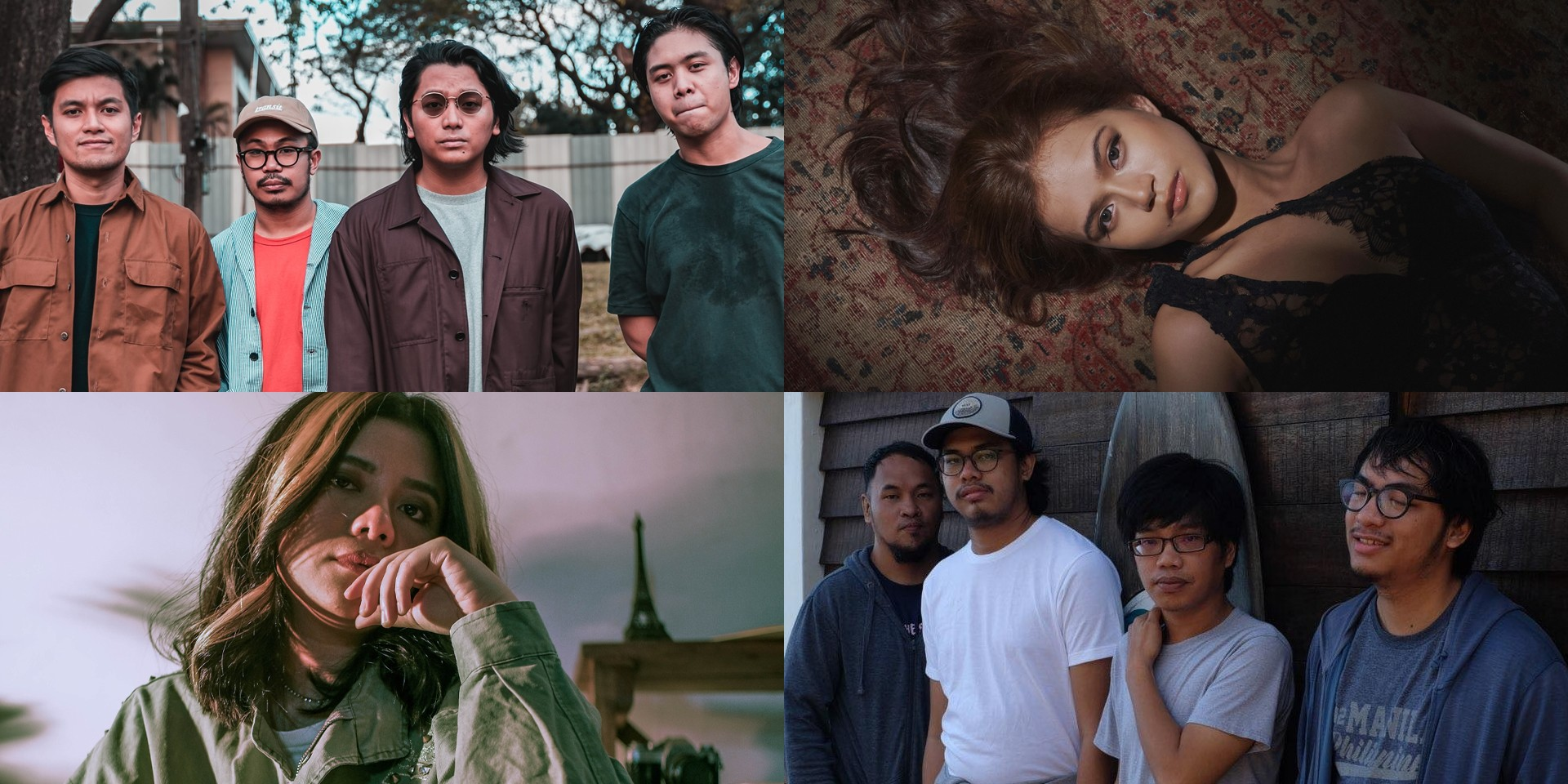 She's Only Sixteen, Maris Racal, Keiko Necesario, The Geeks, and more release new music – listen