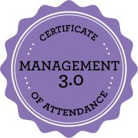"""Formation """"Management 3.0"""" animée par Laurent Sarrazin, organisée par Rupture)21"""