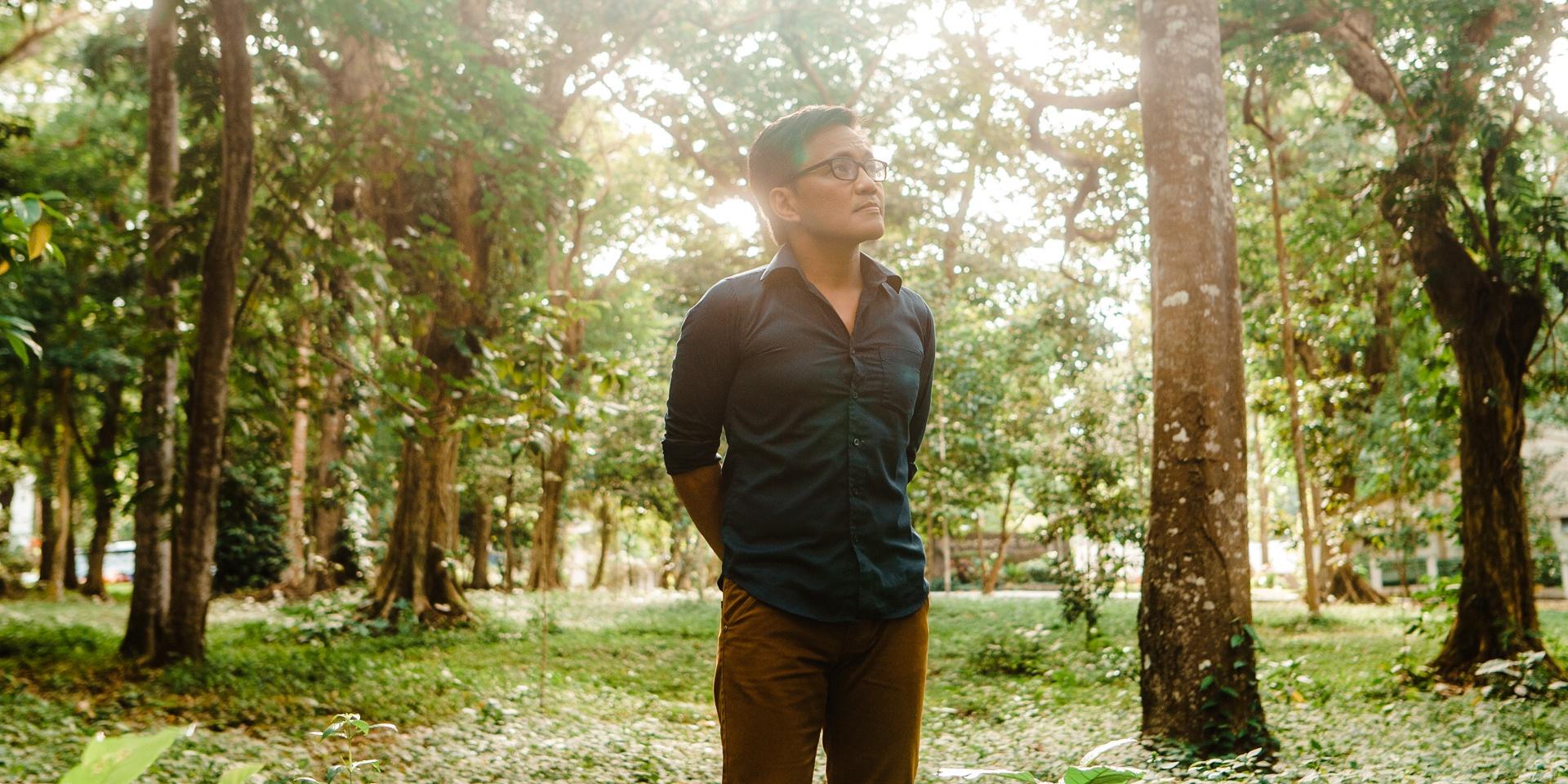 Ebe Dancel teases 'Hanggang Kailan Kita Mahihintay' his first single in years – watch