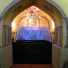 Tomb of Esther and Mordechai, Interior, Sarcophagus [1] (Hamadan, Iran, 2011)