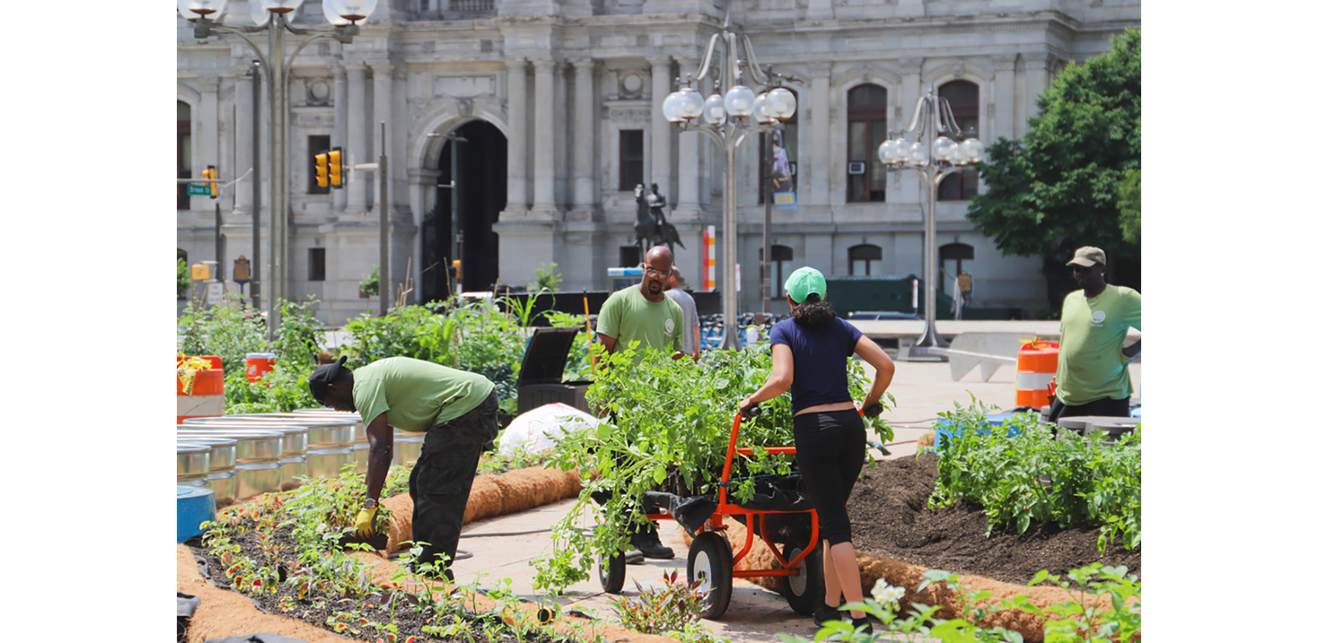 Highlighting Food Insecurity in Philly