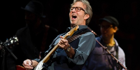Eric Clapton to perform in Japan for five nights