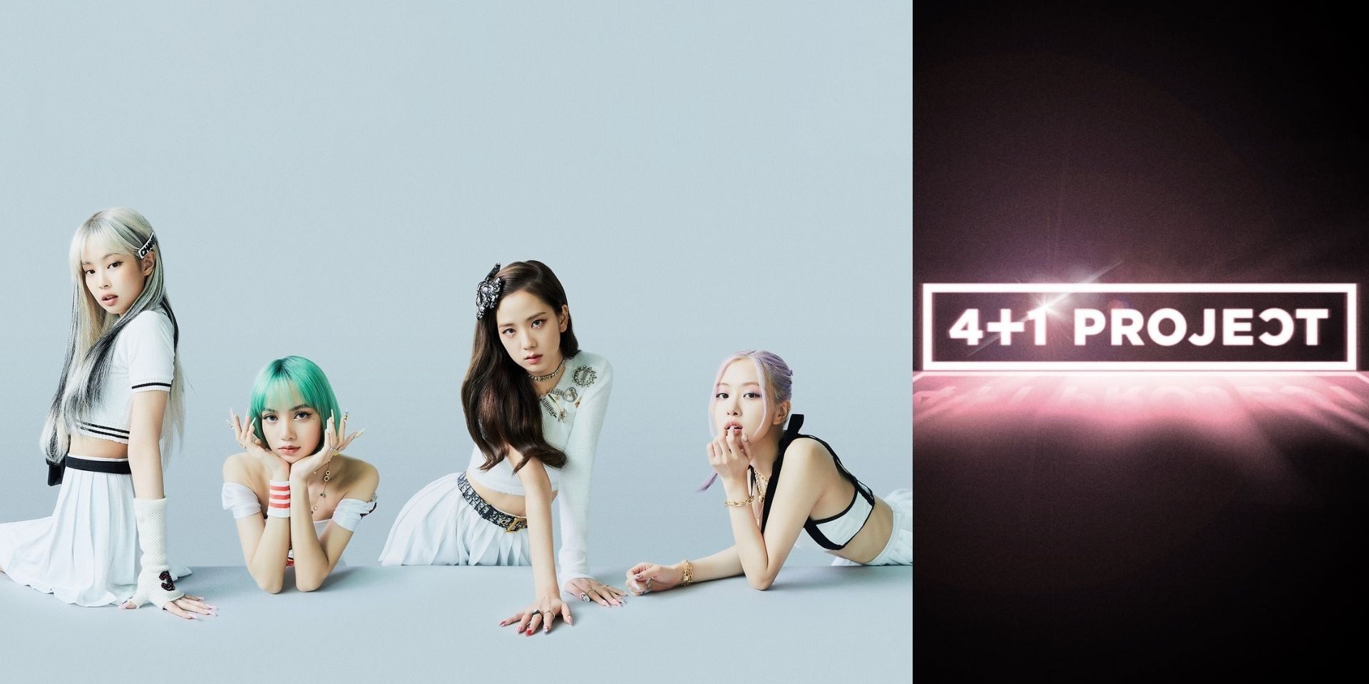 BLACKPINK announce '4+1 PROJECT' for 5th anniversary, including new movie and photobook — here's all you need to know