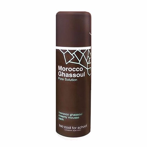 Morocco Ghassoul Creamy Mousse Pack