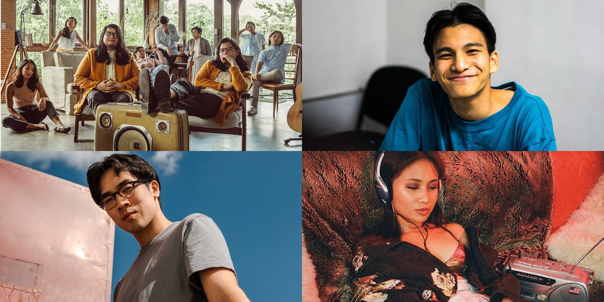 Ben&Ben, NIKI, Charlie Lim, Phum Viphurit break into Apple Music's Best of 2018: Editors' Picks