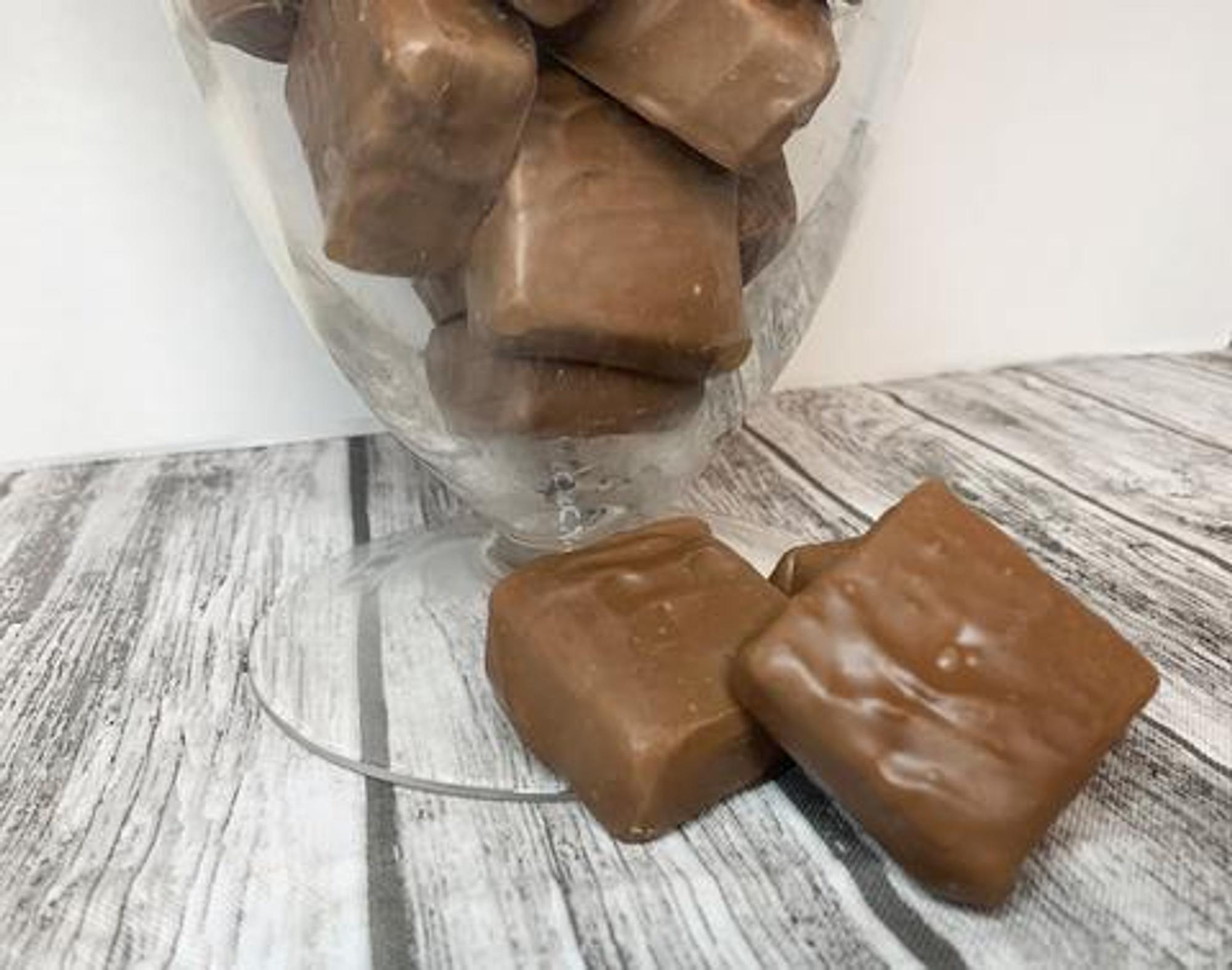 Love in a Jar... Peanut Butter Meltaways