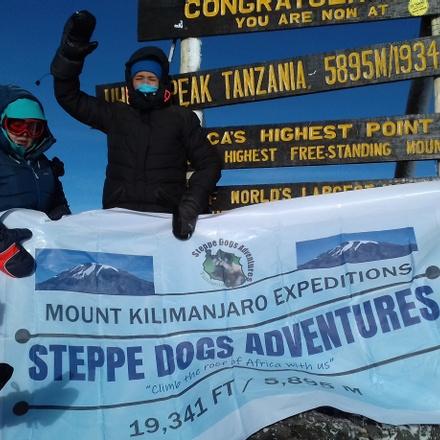 7 Days Mount Kilimanjaro - Marangu Route