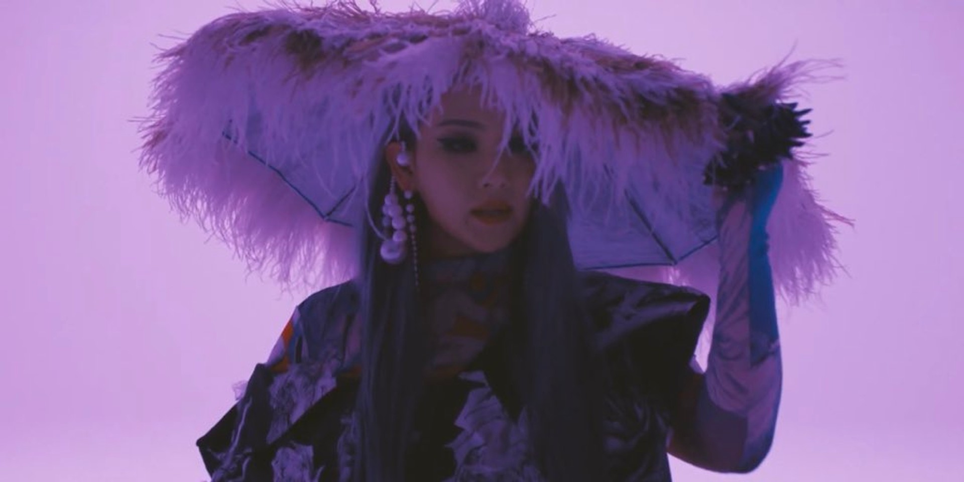 CL dedicates comeback single 'Post Up' to GZBz – watch