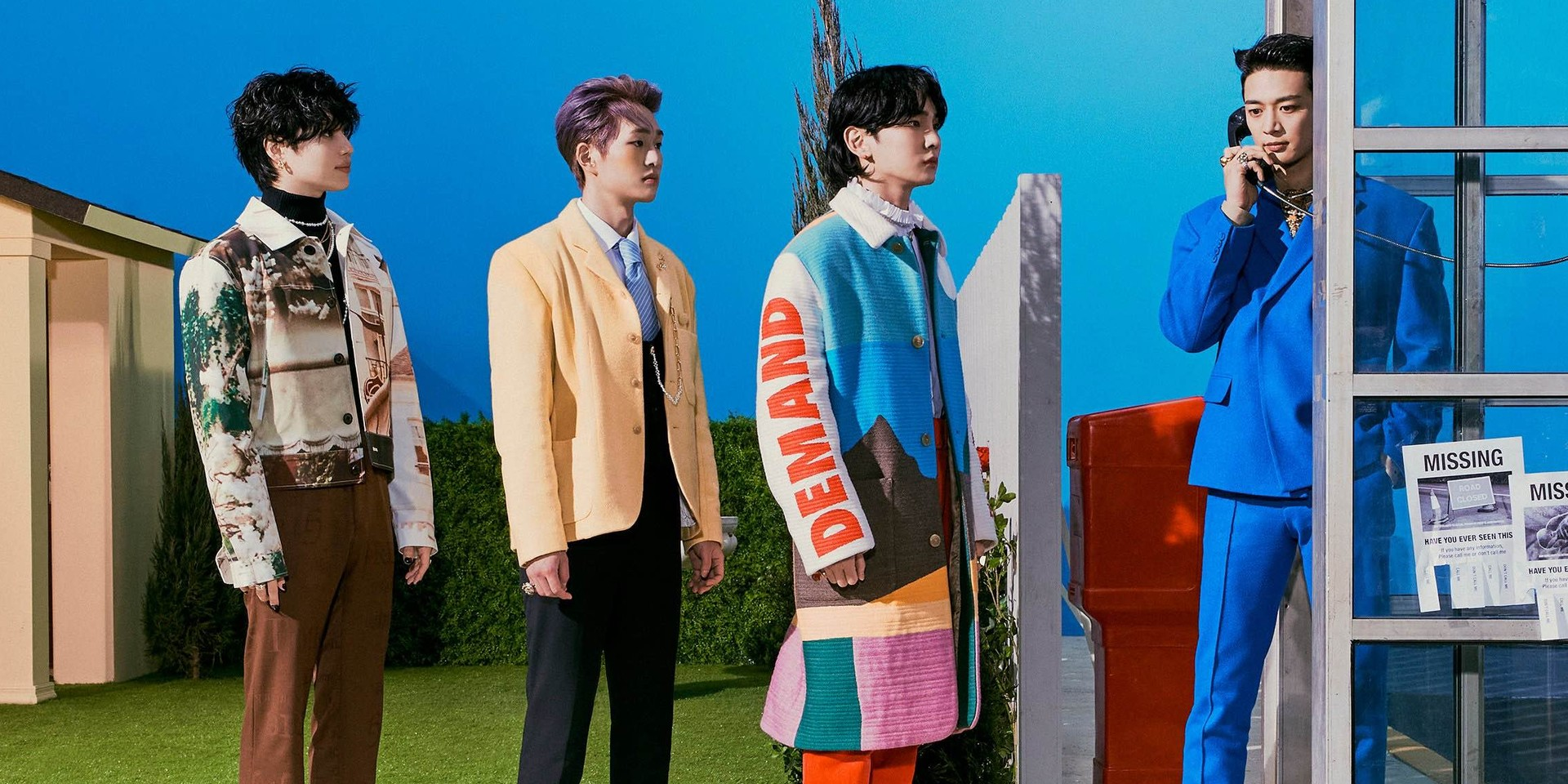 SHINee to release repackaged seventh album 'Atlantis' in April