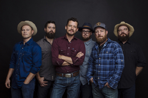 Friday Cheers - Turnpike Troubadours with Charley Crockett - Friday June 29, 2018
