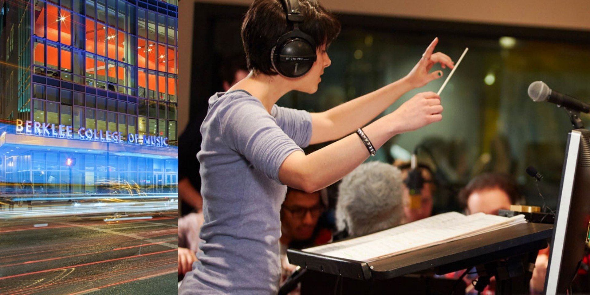 Applications for Berklee Online's new Master of Music in Film Scoring programme open May 13