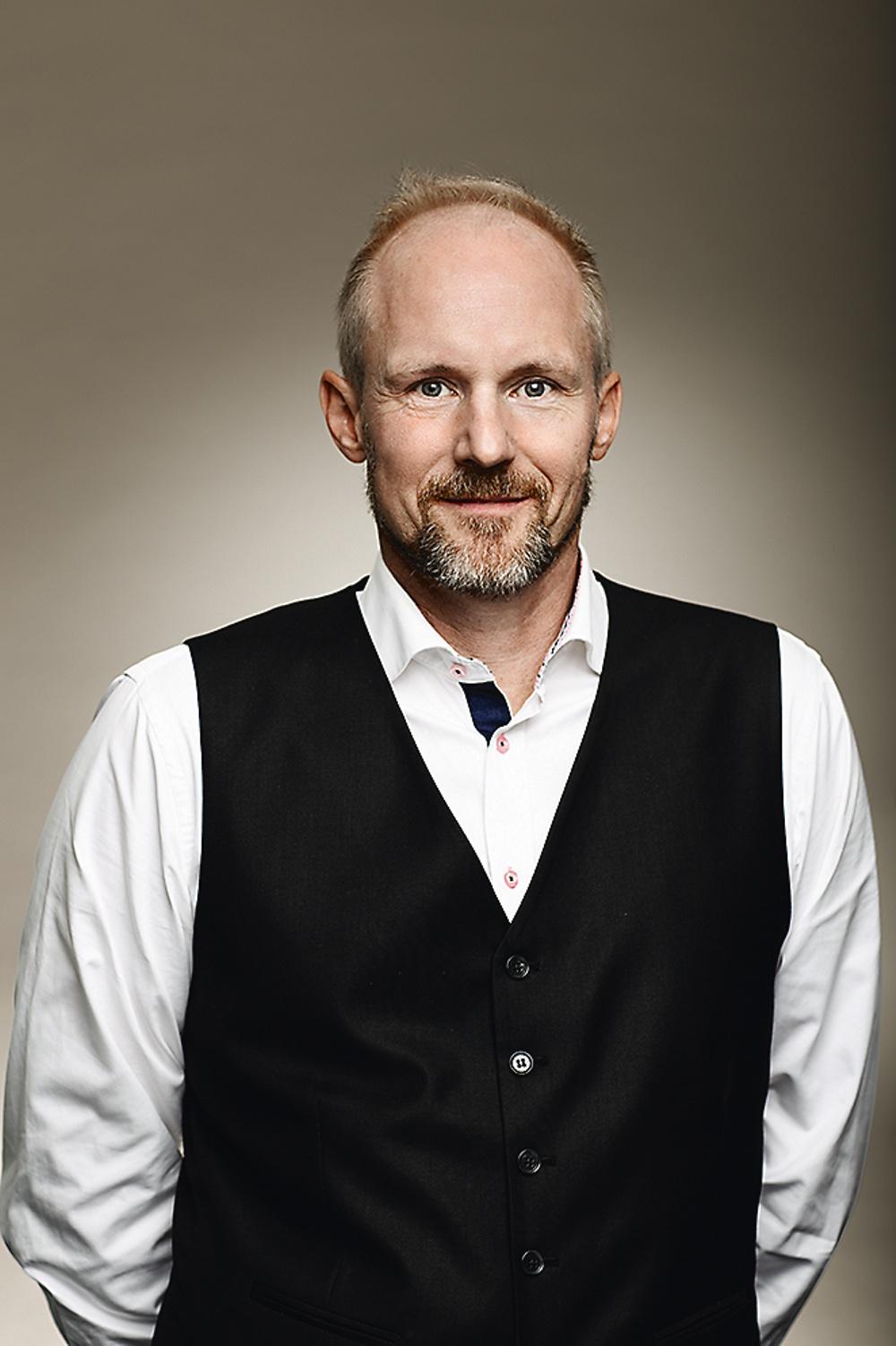 Mats Philipsson, vd Almi Östergötland
