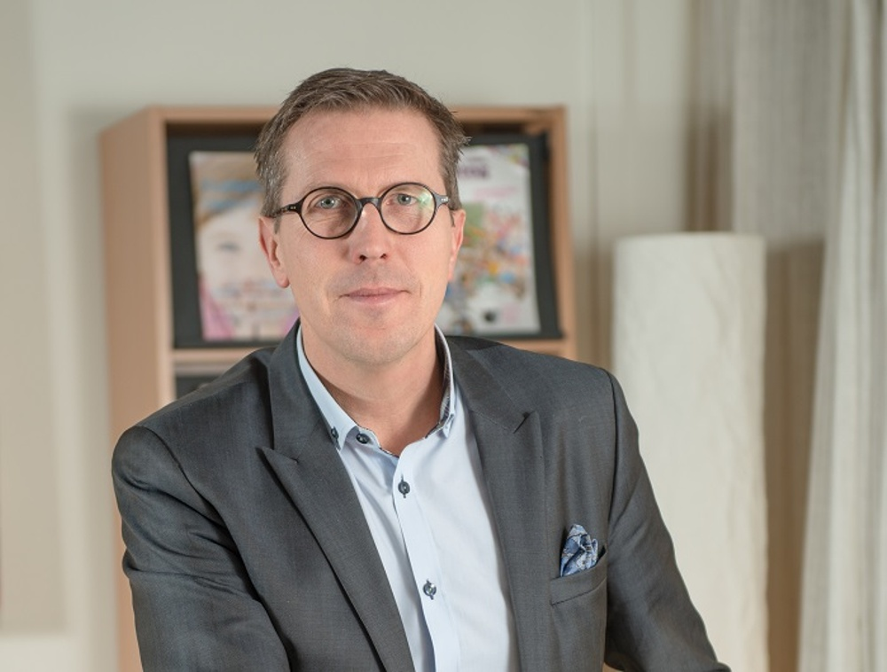 Marcus Strömberg, VD AcadeMedia