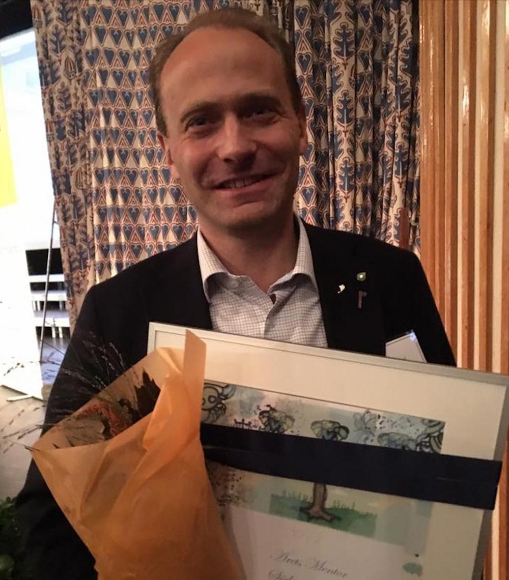 Bo Selerud, Årets Mentor Nya Företag 2019