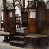 Bimah 2, Slat Ribi Shalom, Djerba (Jerba, Jarbah, جربة), Tunisia, Chrystie Sherman, 7/7/16