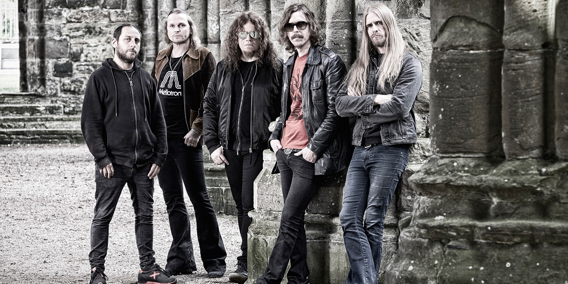 Opeth to perform in Singapore next month