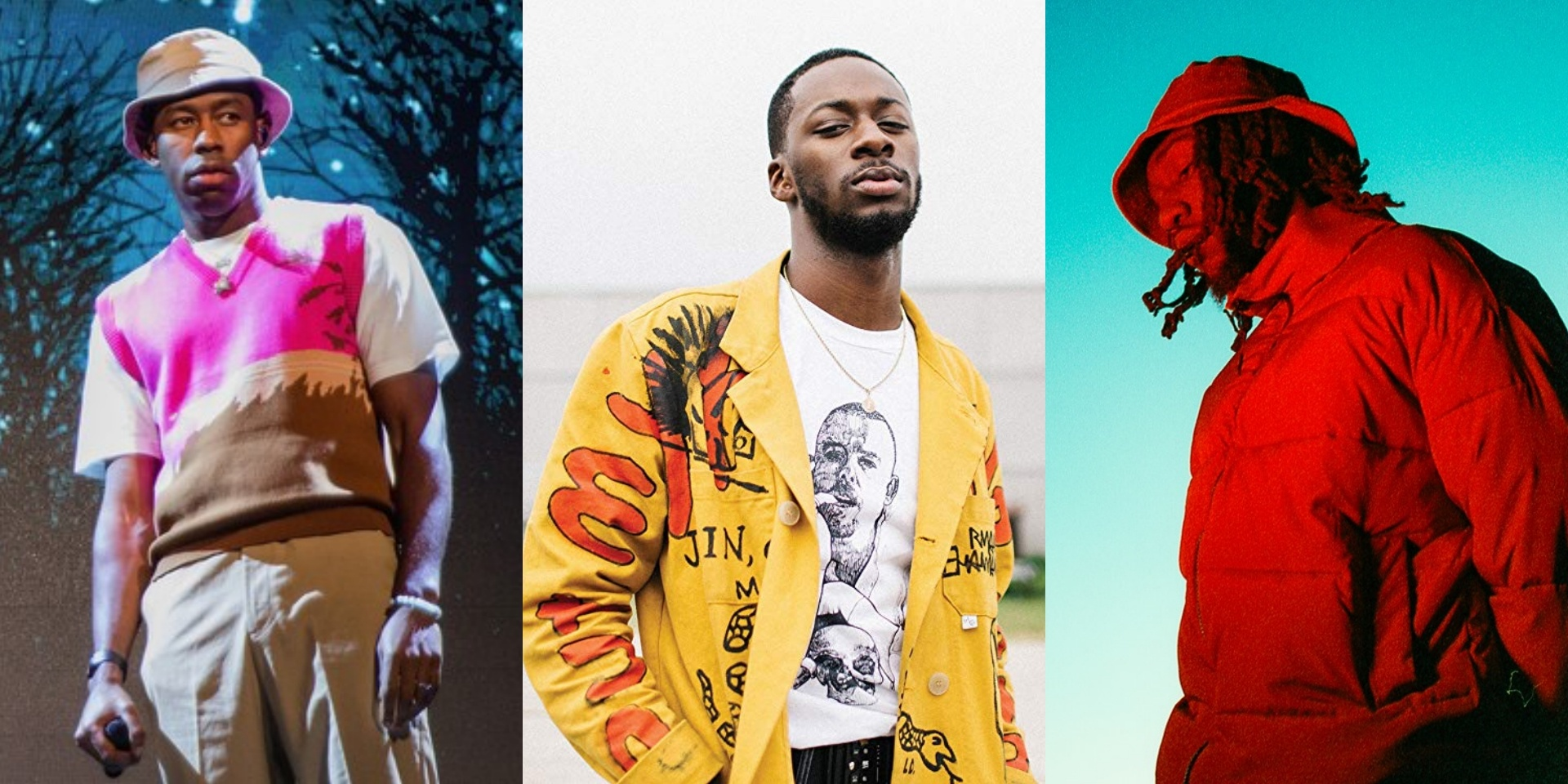 GoldLink releases groovy new song 'U Say' feat. Tyler, The Creator, Jay Prince – listen