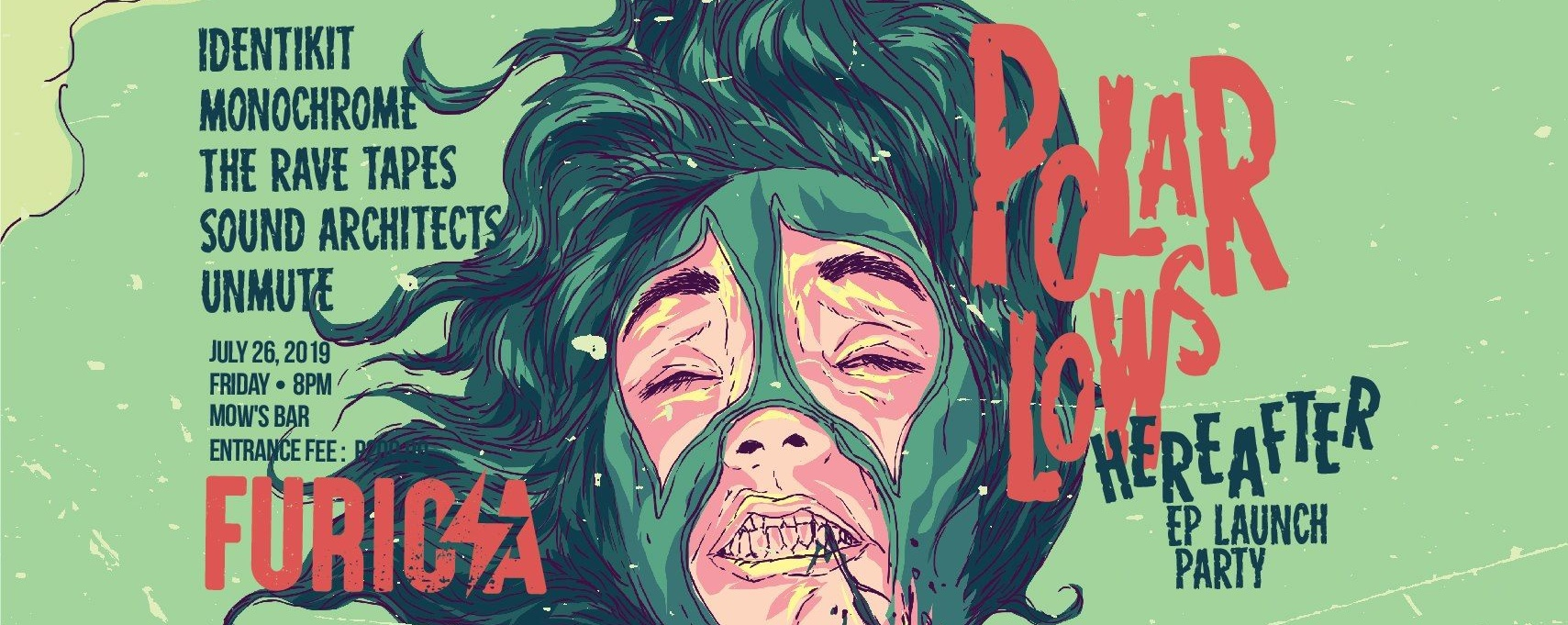 """Polar Lows """"Hereafter"""" EP Launch Party"""