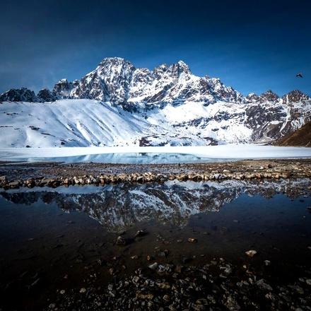 Everest Circuit Trek Three Passes Without EBC - 16 Days