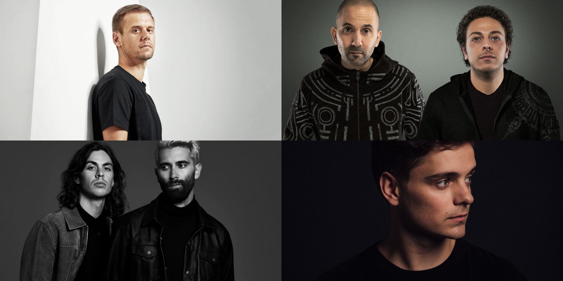 Martin Garrix, Vini Vici, Armin Van Buuren, Yellow Claw, and more to perform at Djakarta Warehouse Project Virtual
