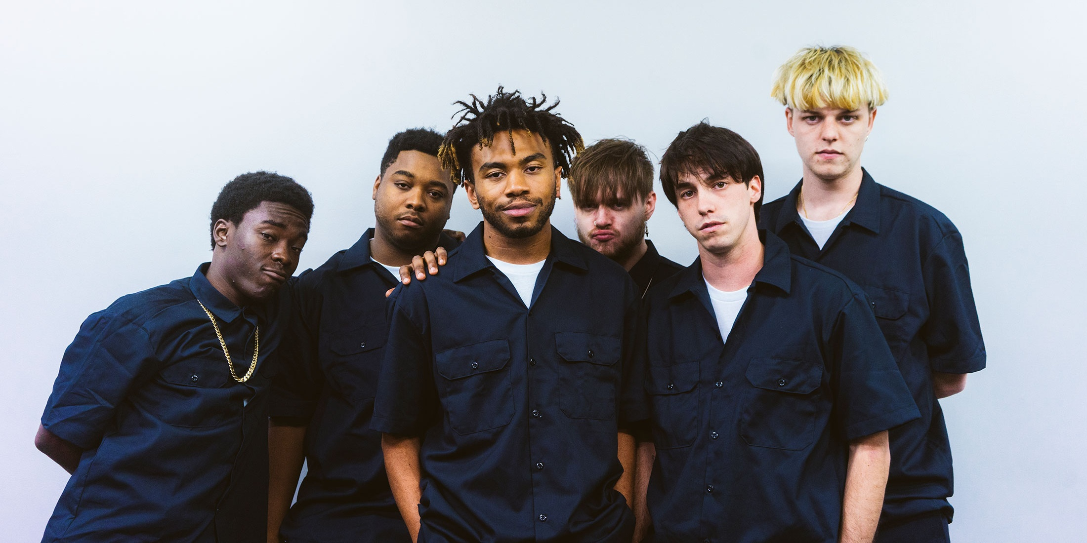 BROCKHAMPTON's new album GINGER is out now