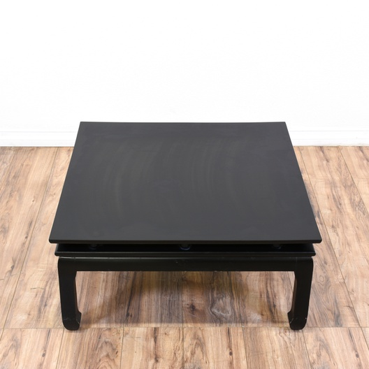 Asian Ming Style Square Coffee Table