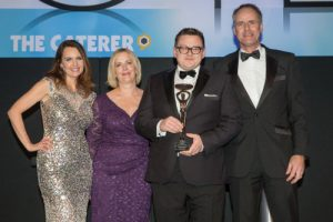 Hotel Cateys 2016: Hotel Chef of the Year (fewer than 250 covers)