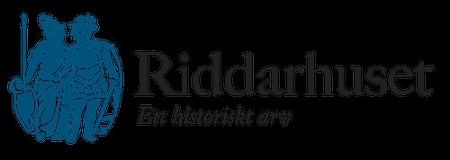 Riddarhuset – ett historiskt arv logo
