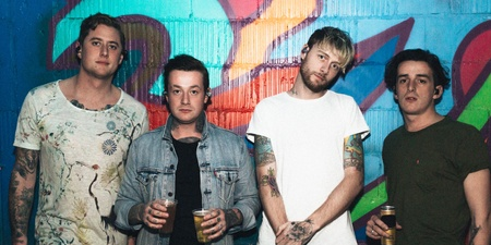 Deaf Havana to tour Asia in August, stops include Japan, Korea, Singapore, and Thailand