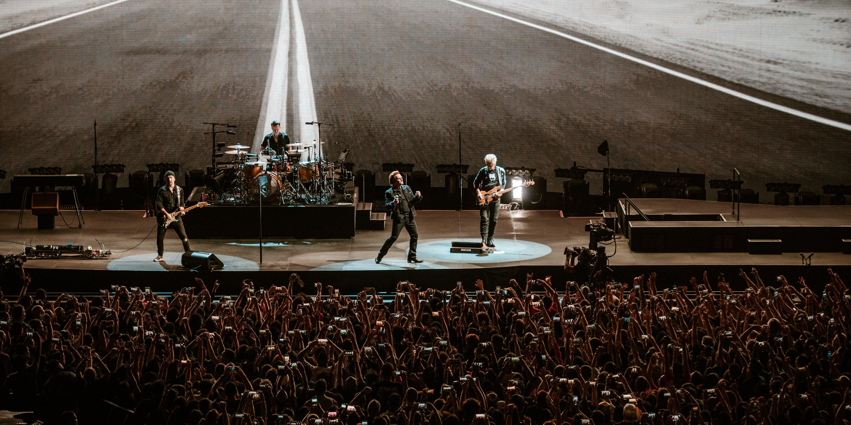 Forty years, long lines, and hours of traffic worth the wait: U2 Live at the Philippine Arena – gig report