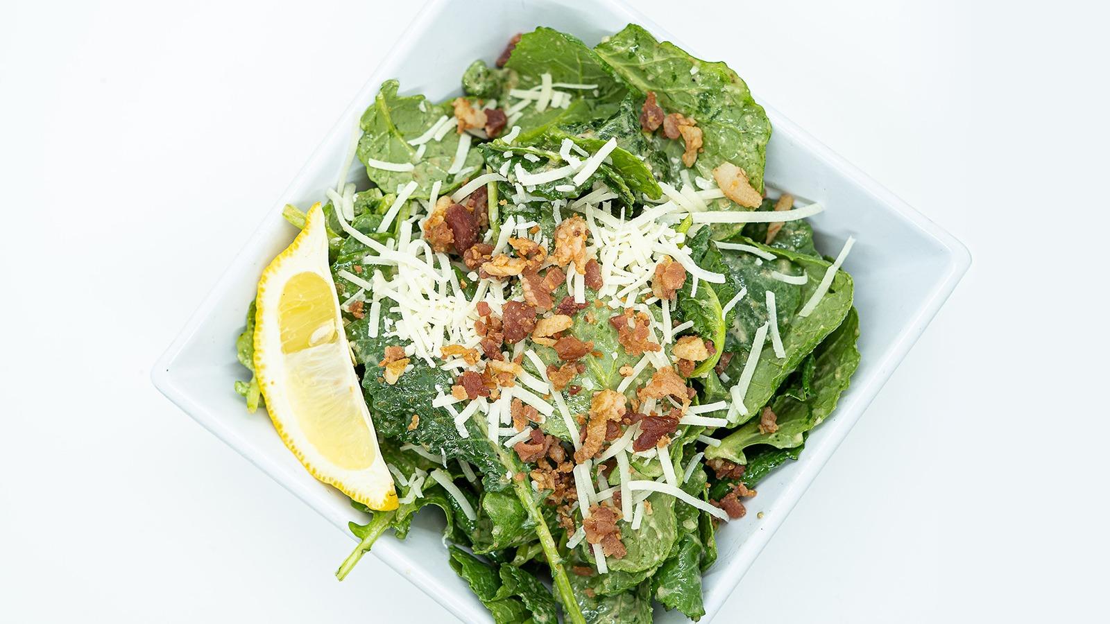 Sm Caesar Salad