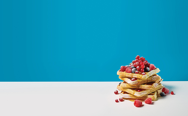 waffles extended