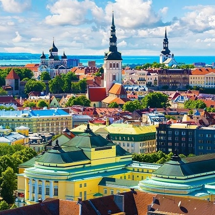 Finland and Estonia in Summer Time – 5 Day Tour