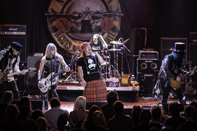 BT - Nightrain (The Guns N' Roses Experience) - September 12, 2020, doors 6:30pm