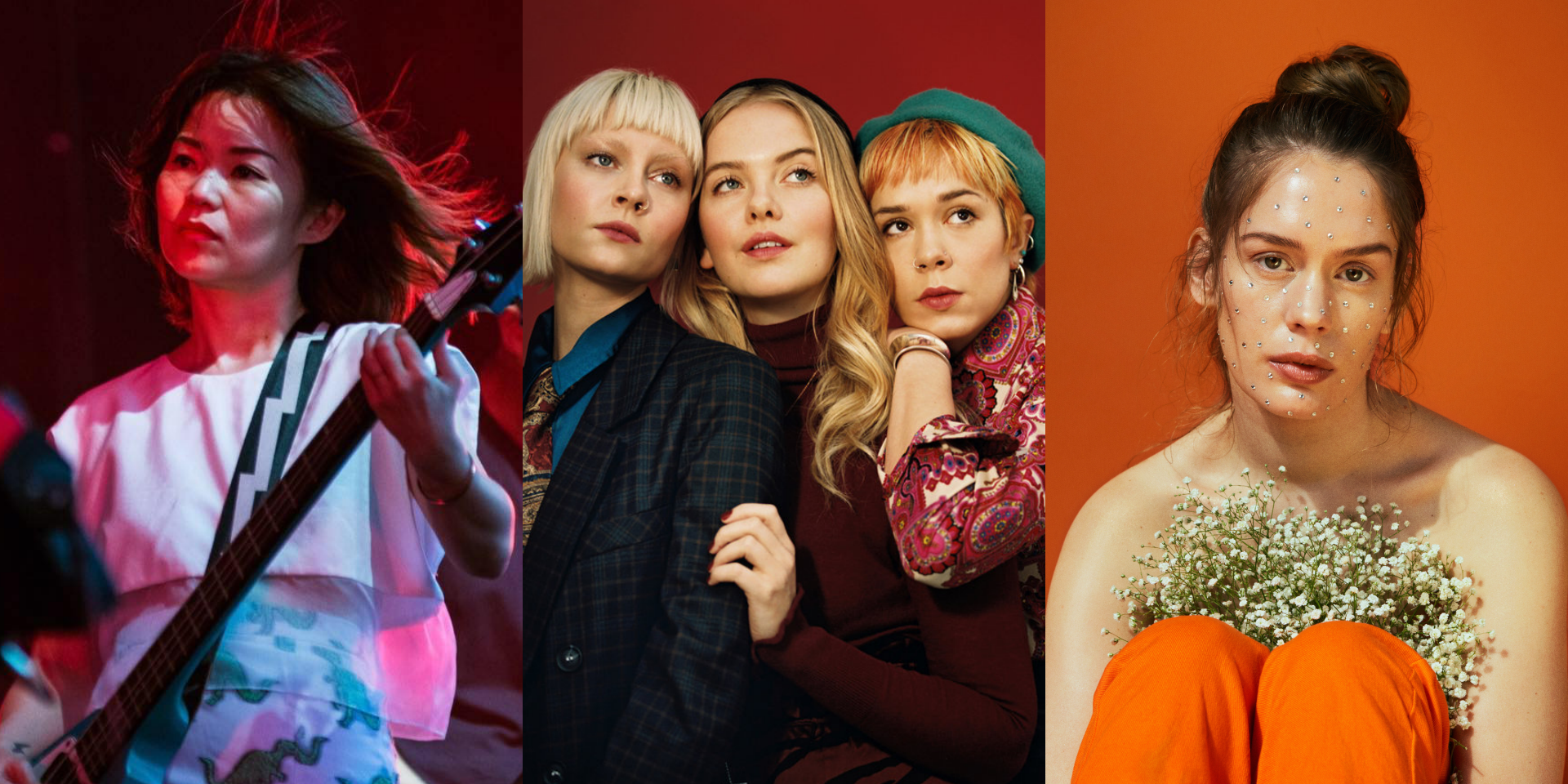 Alex Blake Charlie Sessions announces full lineup, including Anna of the North, Dream Wife and more