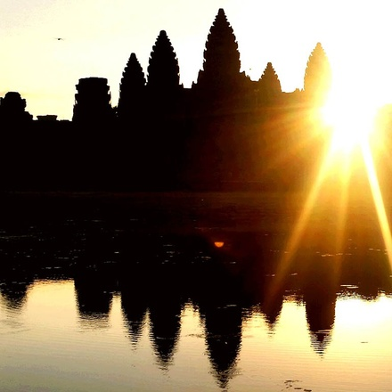 Cambodia Cycling Adventure   Siem Reap to Phnom Penh