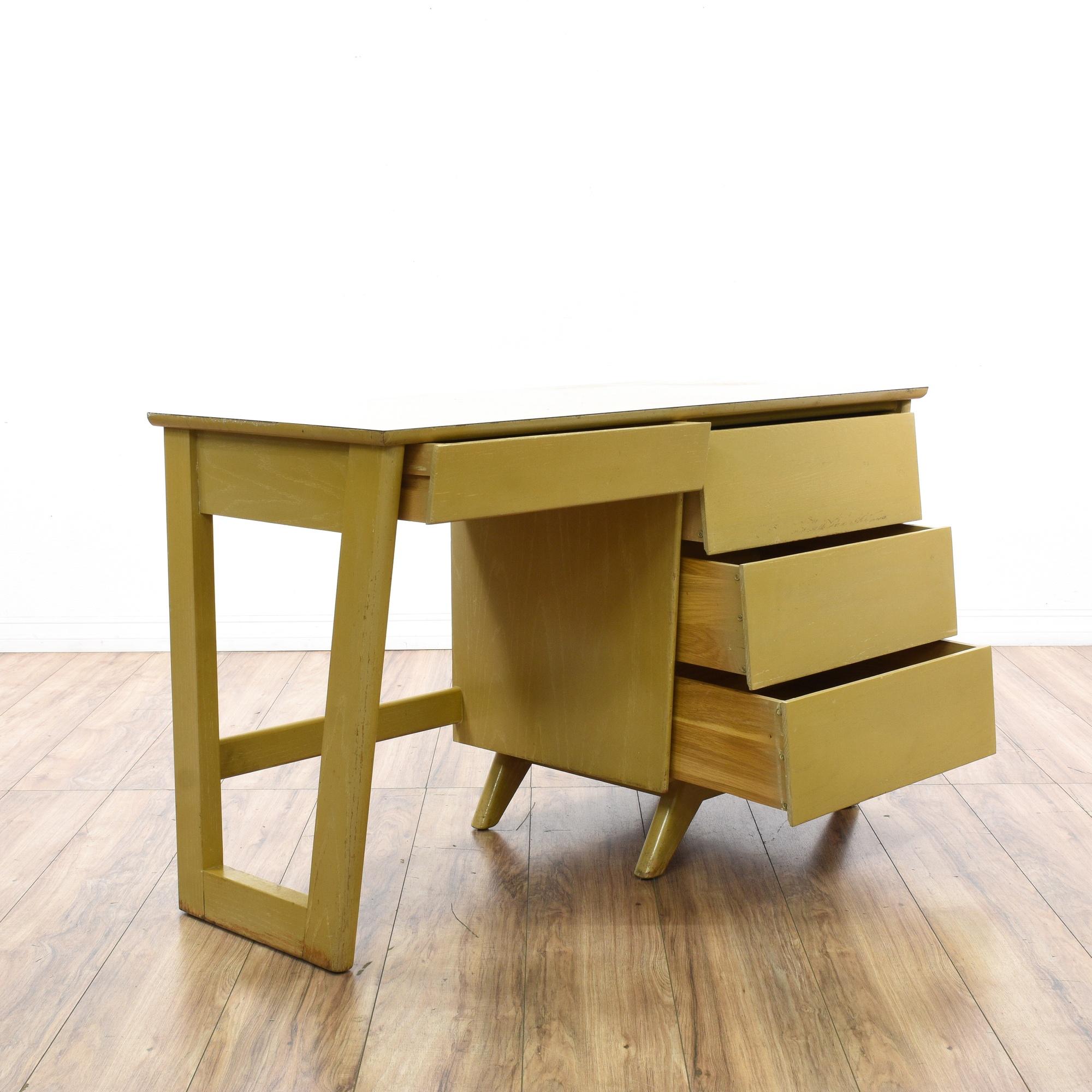 """Franciscan Furniture"" Mid Century Modern Desk"