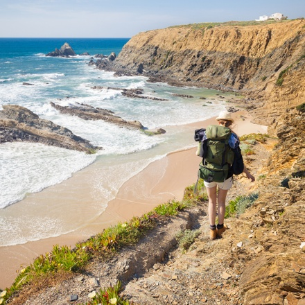 Walking Portugal's Coast and Beaches