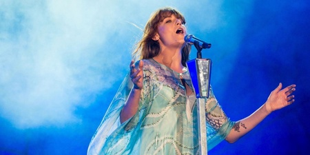 Florence + The Machine shares unreleased track on tour – watch