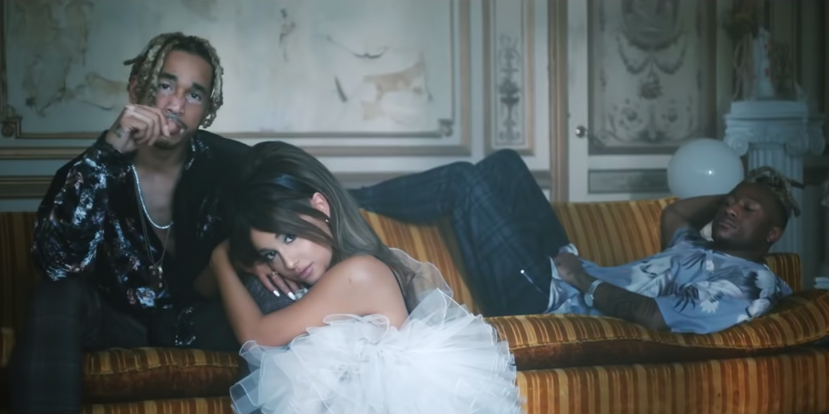 Ariana Grande and Social House document confusing relationship in new music video for 'Boyfriend' – watch