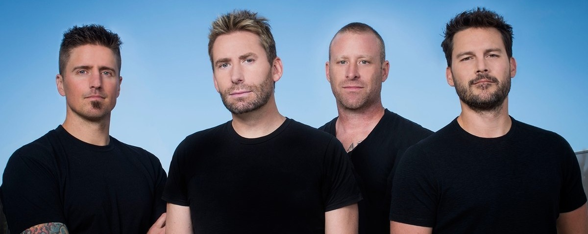 Nickelback - Live in Singapore 2019