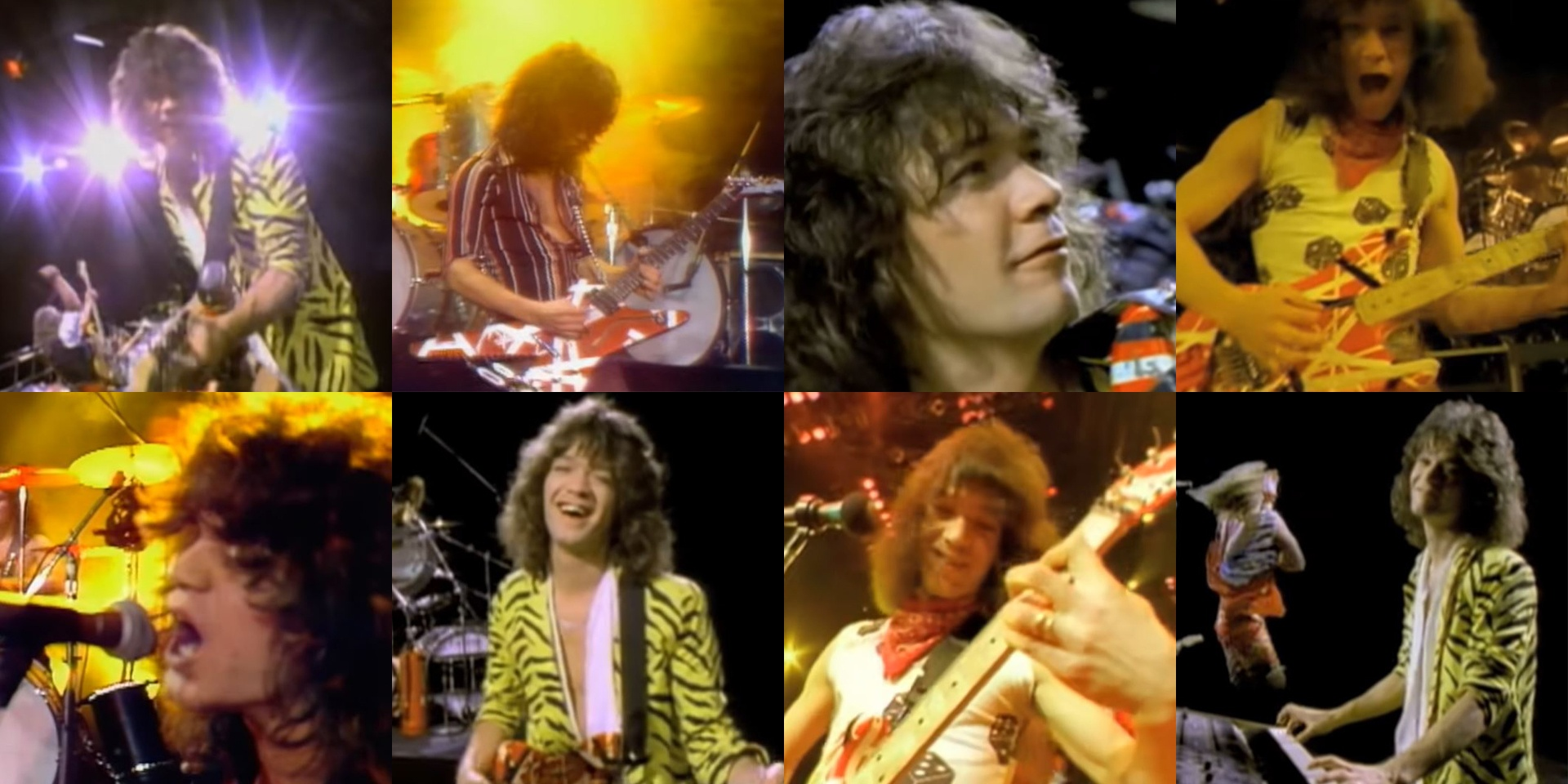 Musicians and fans pay tribute to the influence and legacy of Eddie Van Halen