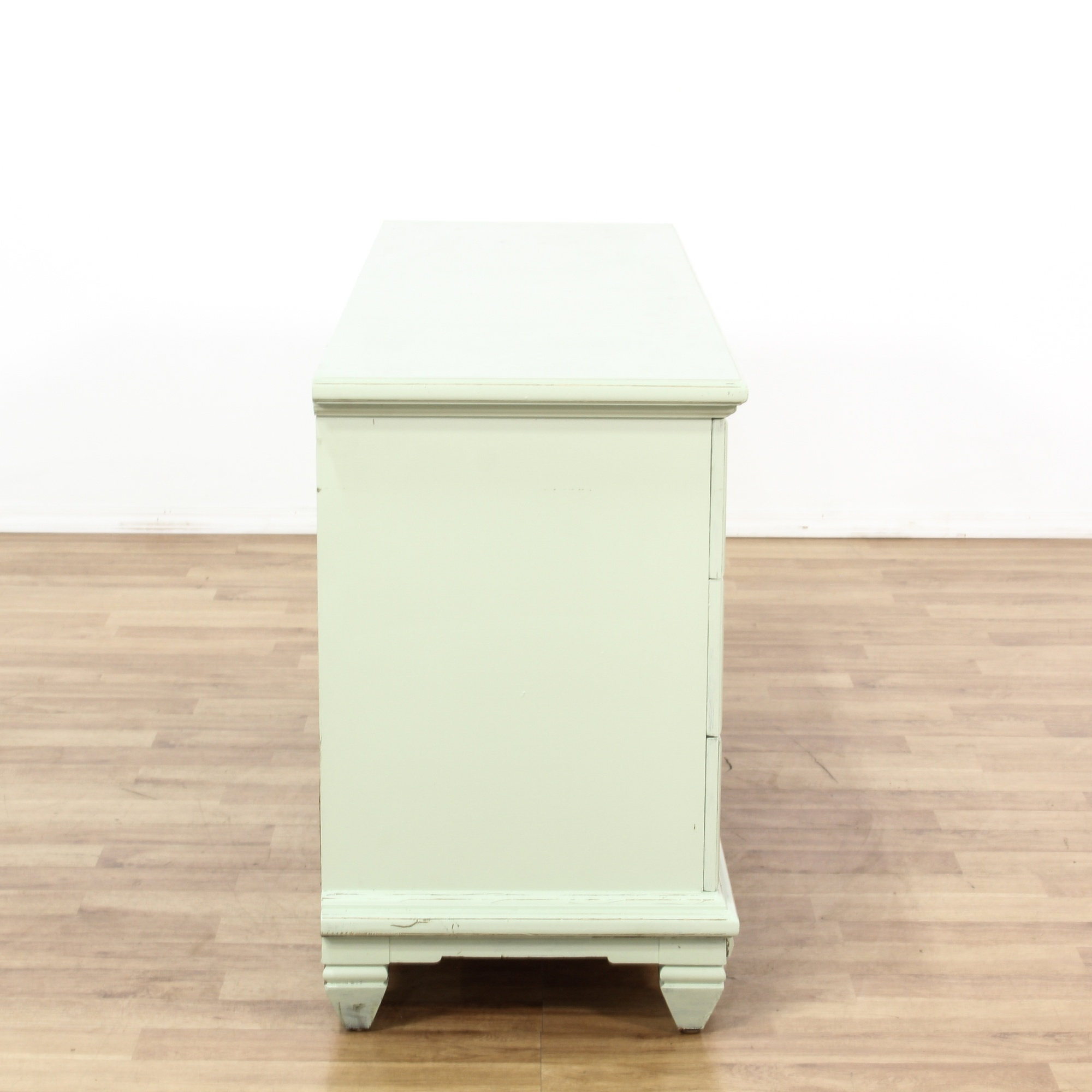 #2A1A0E Shabby Chic White Long 6 Drawer Dresser Loveseat Vintage Furniture  with 2000x2000 px of Most Effective White Long Dresser 20002000 wallpaper @ avoidforclosure.info